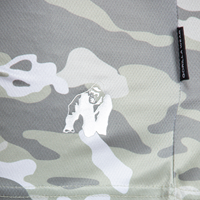 Kansas army green camo closeup