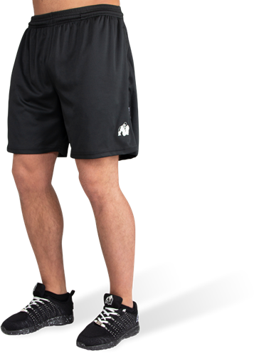 Kansas Shorts - Black
