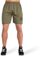 Forbes Shorts - Army Green-2