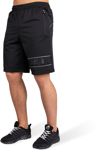 Branson Shorts - Black/Gray