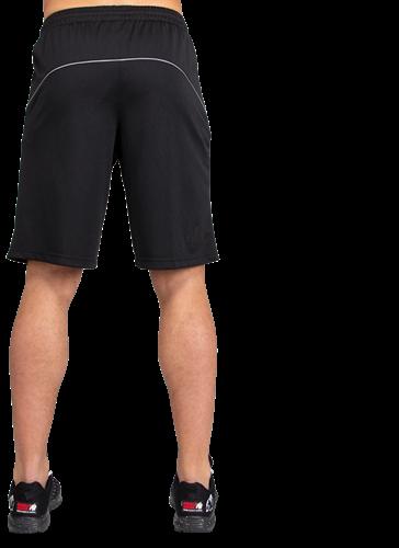Branson Shorts - Black/Gray-3