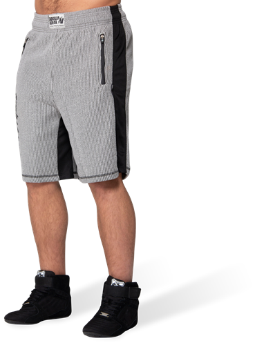 Augustine Old School Shorts - Gray-3