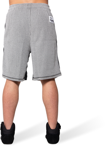 Augustine Old School Shorts - Gray-2