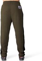 Augustine Old School Pants - Army Green-2
