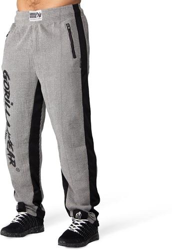 Augustine Old School Pants - Gray-3