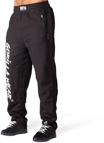 Augustine Old School Pants - Black-3