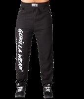 Augustine Old School Pants - Black