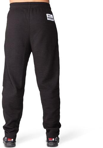 Augustine Old School Pants - Black-2