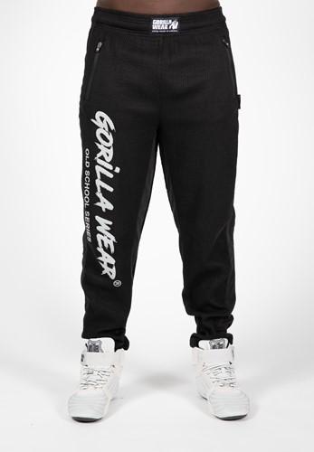 Augustine Old School Pants - Black-S/M