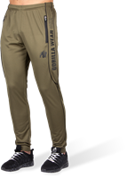 Branson Pants - Army Green/Black-3