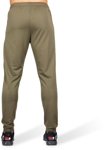 Branson Pants - Army Green/Black-2
