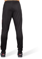 Branson Pants - Black/Red-2