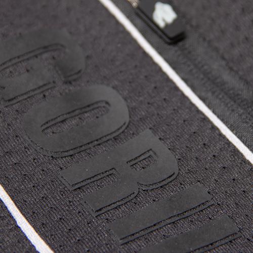 Branson Pants Black Gray Detail Foto