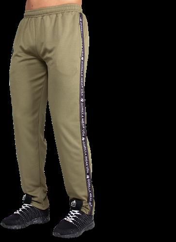 Reydon Mesh Pants - Army Green