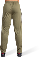 Reydon Mesh Pants - Army Green-3
