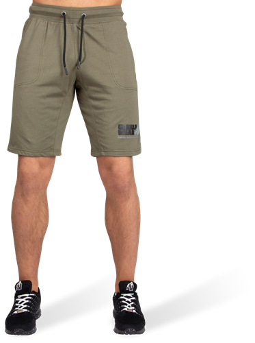 San Antonio Shorts - Army Green-2