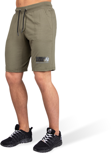 San Antonio Shorts - Army Green