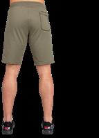 San Antonio Shorts - Army Green-3