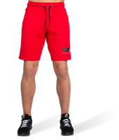 San Antonio Shorts - Red-2