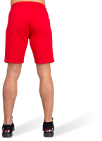 San Antonio Shorts - Red-3