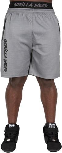 Mercury Mesh Shorts - Gray/Black