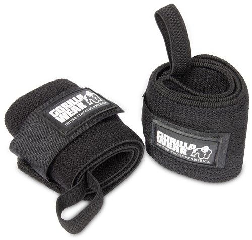 Wrist Wraps BASIC Black
