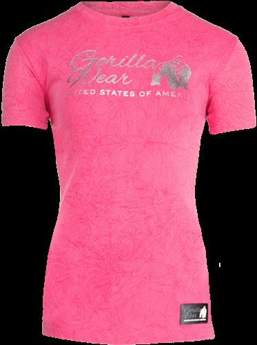 Camden T-shirt - Pink-S
