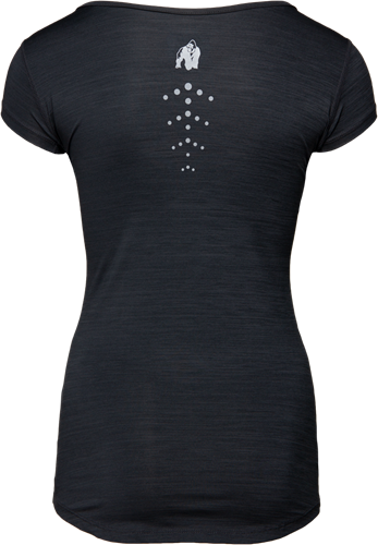 Cheyenne T-shirt - Black-2