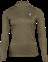 Melissa Long Sleeve - Army Green