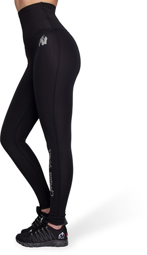 Annapolis Workout Legging - Black-3