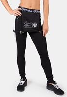 Dolores Dungarees - Black/Gray