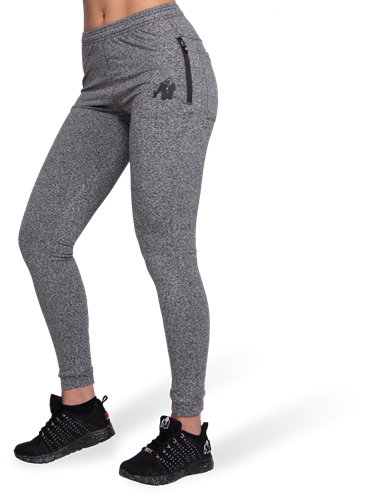 Shawnee Joggers - Mixed Gray