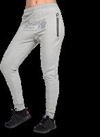 Celina Drop Crotch Joggers - Gray