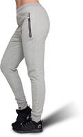 Celina Drop Crotch Joggers - Gray-3