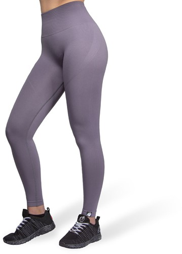 Yava Seamless Leggings - Gray