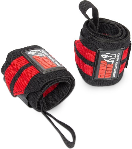 Wrist Wraps PRO Black/Red