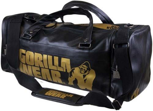 Gym Bag - Black/Gold 2.0