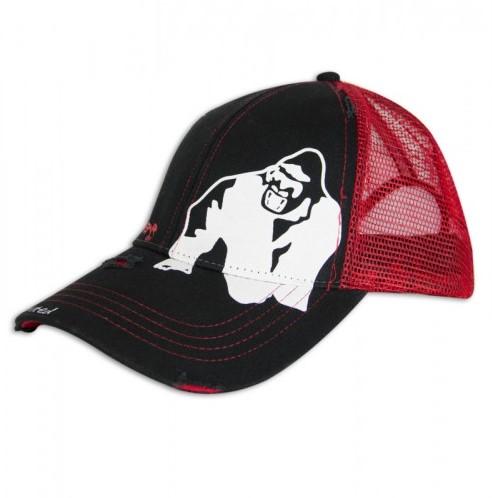 Trucker Cap Black/Red