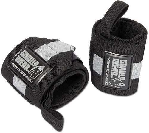Wrist Wraps Ultra  Black/Gray
