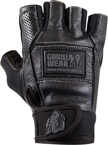 Hardcore Gloves Black