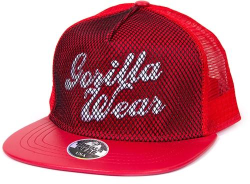 Mesh Cap - Red