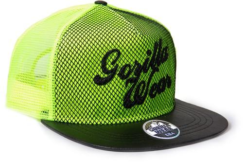 Mesh Cap - Neon Lime
