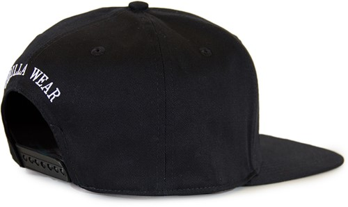 Dothan Cap - Black-3