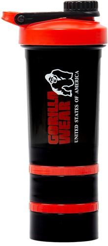 Shaker 2 GO Black/Red