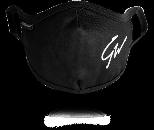 Gorilla Wear Face Mask - Black