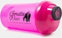 Gorilla Wear Wave Shaker 600ML - Pink