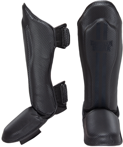 Montello Shin Guards - Black
