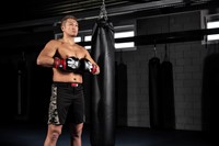 Kensington MMA Shorts - Sfeerbeelden