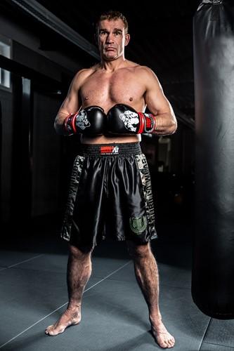 Vaiden Boxing Shorts - Sfeerbeelden