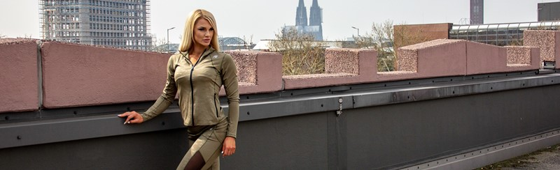 Meet the athlete, Catharina Wahl